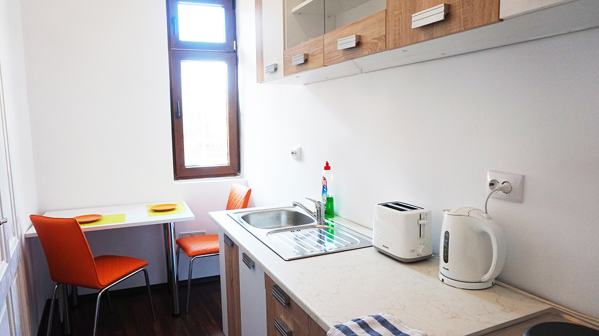 Double room - Kitchenette